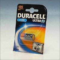 DURACELL, DL123A