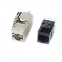 AMP, RJ45 CHASS CT5 FTP