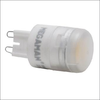 MM03829 MEGAMAN LED 230V GU9 3W G9 2800K DIMB