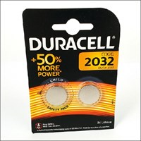 DURACELL, DL2032/2