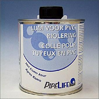 POLVAKIT     339580 PIPELIFE LIJM PVC METALEN POT 250ML