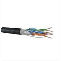 CABLE PARTNERS, FTP 4X2X24AWG24 1 PE KNIP