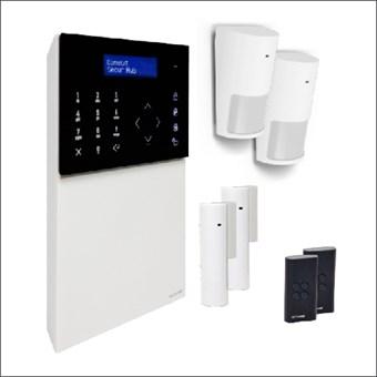 KSW3205LN COMELIT SECURHUB KIT 2XZEND/CONT/PIR