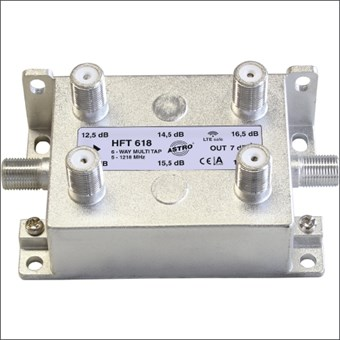 HFT618 ASTRO MULTITAP 6V RET GESCH F-AANSL