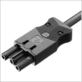 AC166 ALCGB/315 100 ADELS AANSLSN F 3P 1.5MM 1M ZW CCA