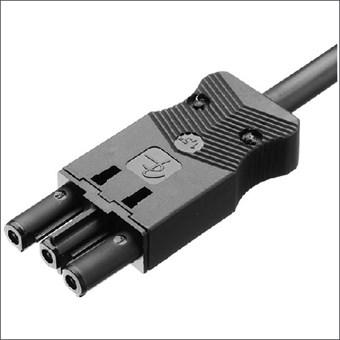 AC166 ALCGB/325 500 ADELS AANSLSN F 3P 2.5MM 5M ZW CCA