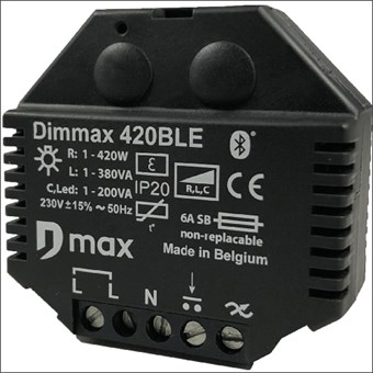 420BLE DMAX DIMMAX 420 BLE LED DIMMER