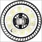 LEDNOVATE STRALER PHOENIX 90W 5700K 60G