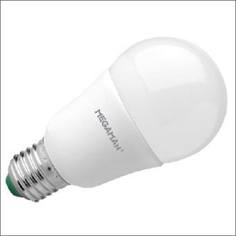 MM05860 MEGAMAN LED A65 11/75W E27 2800K