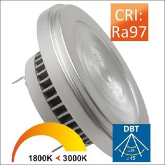 MM10018 MEGAMAN AR111 DTW 12/75W DC36V 350MA D