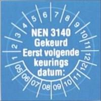 NIEAF-SMITT, NEN 3140 STICKERS